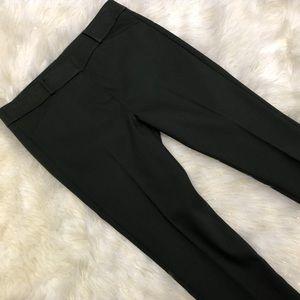 LOFT Olive Marisa Skinny Dress Pants 8